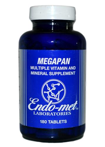 Endo-met Megapan (180 Tablets)