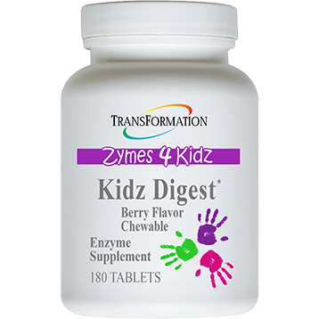 Kidz Digest Chewable (180 tabs)