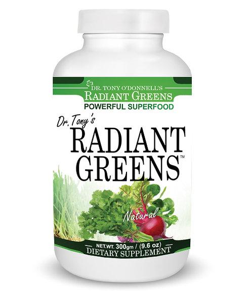 Radiant Greens  (9.6 oz)