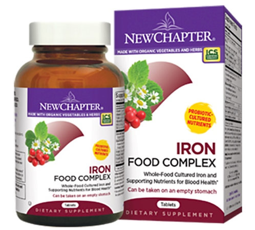 Iron Food Complex  (60 Caplets)