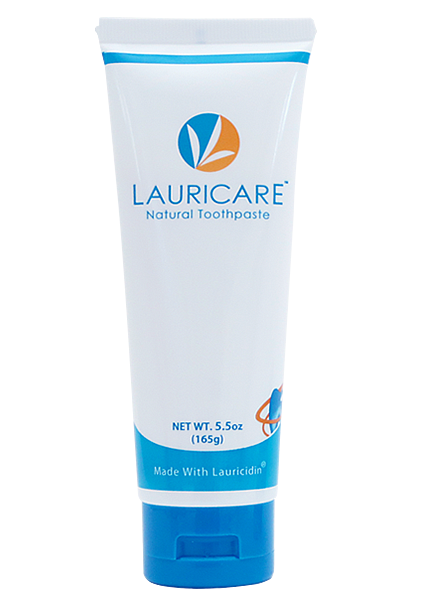 Lauricare™ Natural Toothpaste 5.5oz