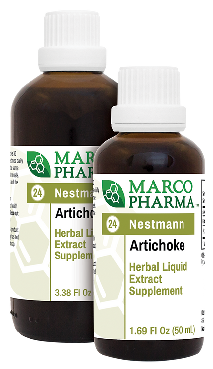Artichoke No. 24 Herbal Extract (1.69 oz)