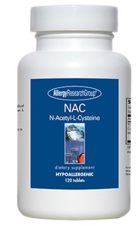 NAC 200 mg (120 Tablets) (500 mg)