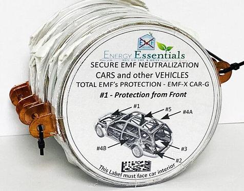 EMF-X Secure System: Gasoline Car