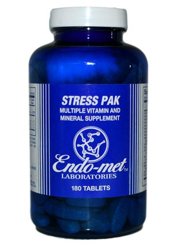 Endo-met Stress Pak (180 Tabs)