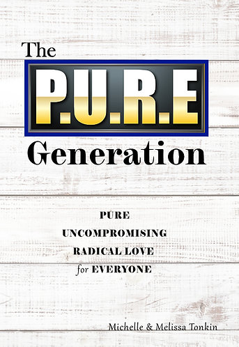 The P.U.R.E Generation (PAPERBACK)