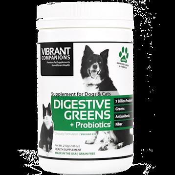 Pet Dig Greens + Probiotics 7.41 oz
