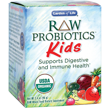 RAW Probiotics Kids (96 g)