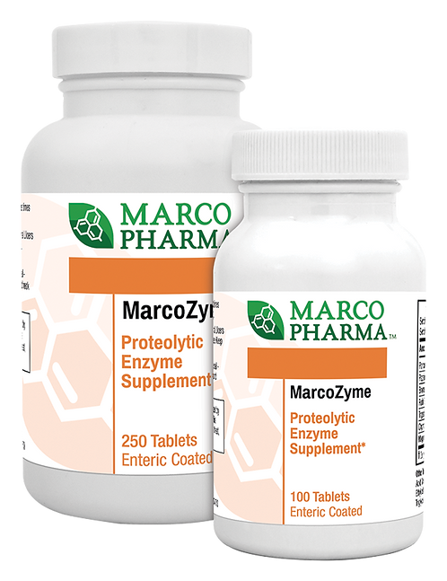 Marcozyme Tablets (100 Tabs)