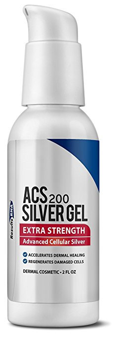 ACS 200 Silver Gel (8 oz)