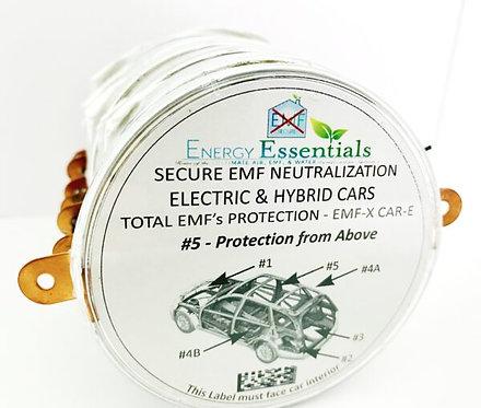 EMF-X Secure System: Electric + Hybrid Car