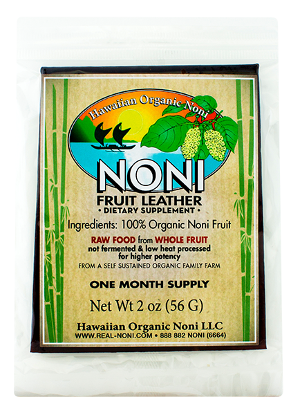 Noni Fruit Leather (2 oz)