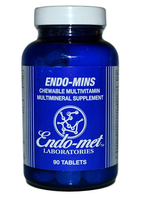 Endo-met Endo-Mins (90 Tablets)