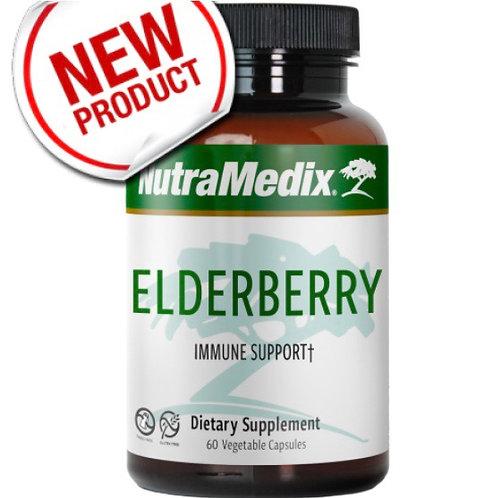 Elderberry (60 Capsules)