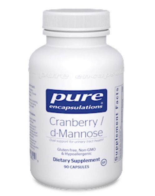 Cranberry/d-Mannose 90 vcaps