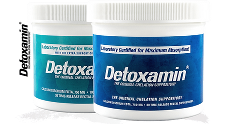 Detoxamin (1500 mg) (for 200 lbs + )