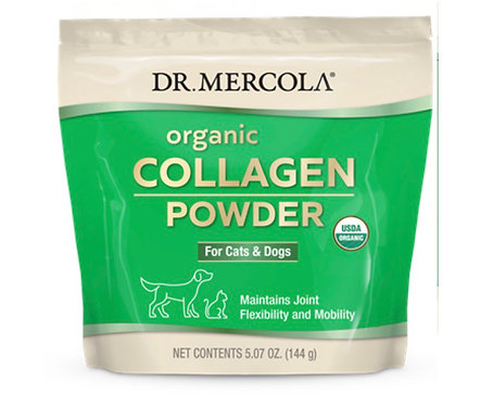 Dr Mercola Organic Collagen Cats and Dogs (5.07 oz