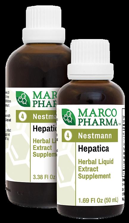 Hepatica No. 4 Herbal Extract (1.6 oz)