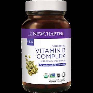 Fermented Vitamin B Complex (30 vegtabs)