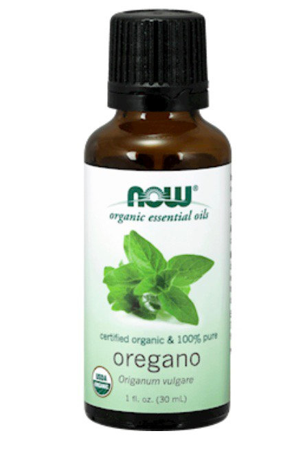 Oregano Oil Organic (1 fl oz)