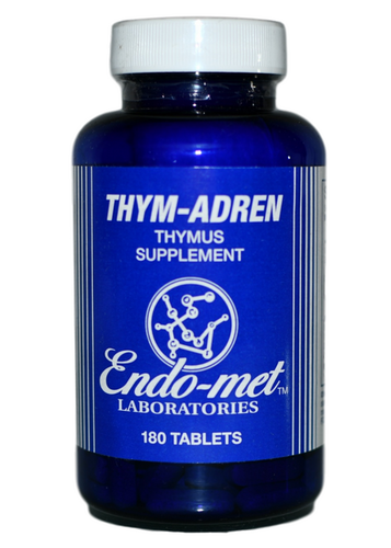 Endo-met Thym-Adren (180 Tablets)