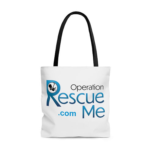 Operation Rescue Me AOP Tote Bag
