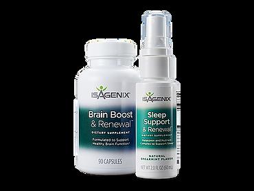 Isagenix Brain Boost & Renewal
