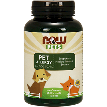 Pet Allergy (75 chew tabs)