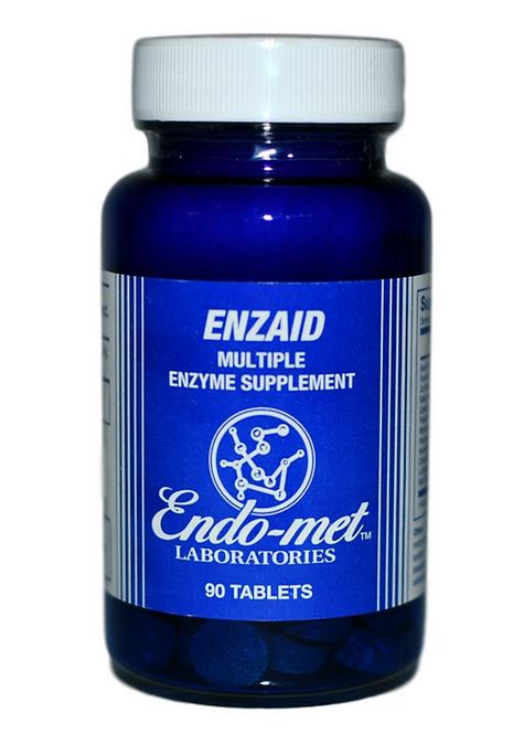 Endo-met Enzaid (90 Tablets)
