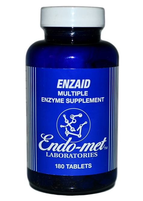 Endo-met Enzaid (180 Tablets)