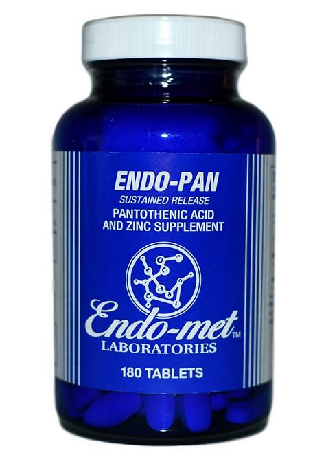 Endo-met Endo-Pan (180 Tablets)