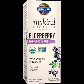 MyKind Org Elderberry Syrup (6.5 fl oz)