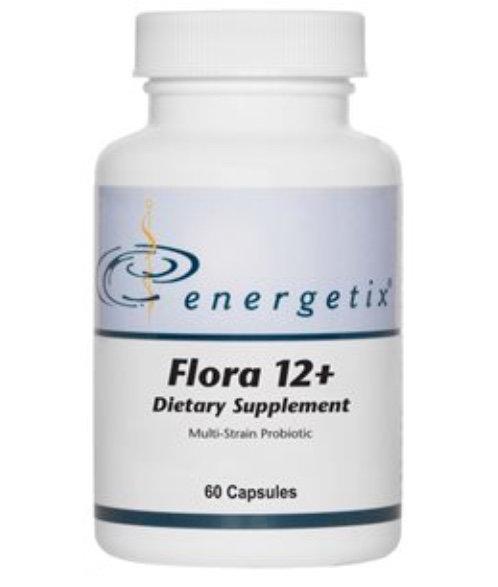FLORA 12+ (60 CAPSULES)