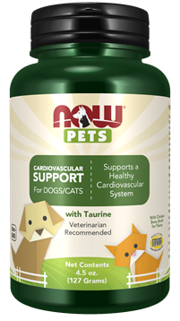 Cardiovascular Support Dogs & Cats 4.5 oz
