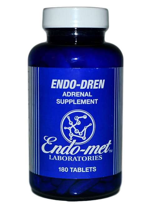 Endo-met Endo-Dren (180 Tablets)