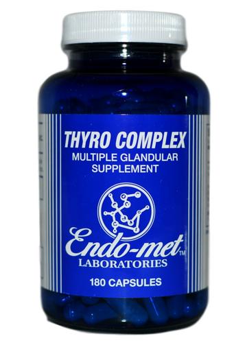 Endo-met Thyro Complex (180 Capsules)