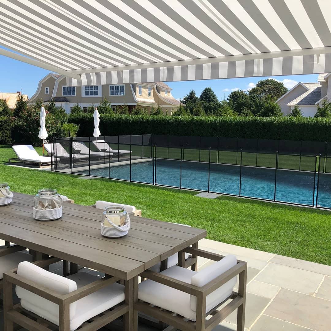 Retractable Awning For Deck or Patio   New Jersey
