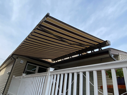 Retractable Awning For Deck or Patio | Smithtown NY