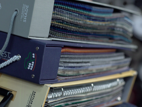 Thousands Of Fabric Selections