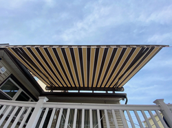 Retractable Awning For Deck or Patio | Astoria NY