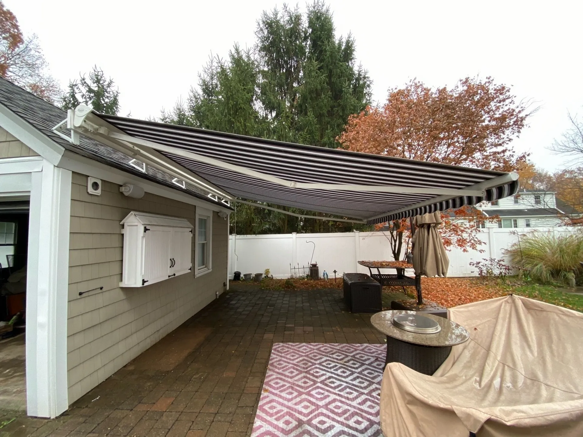 Retractable Awning For Deck or Patio | New York City