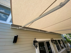 Retractable Awning For Deck or Patio | Garden City NY