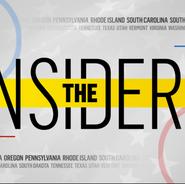 THE INSIDERS Segment Logo, MSNBC NBC Universal