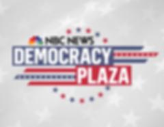 Democracy Plaza Endpage
