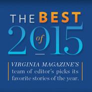 THE BEST OF @)!% Logo, Virginia Magazine University of Virginia