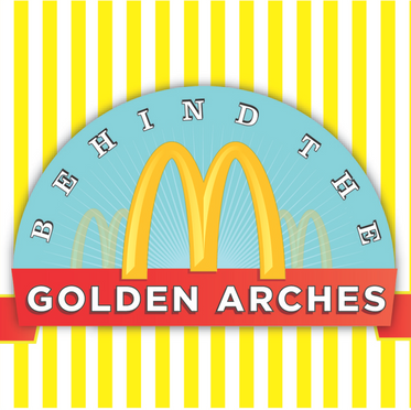 BEHIND THE GOLDEN ARCHES CNBC - NBC Universal Broadcast Design, CNBC