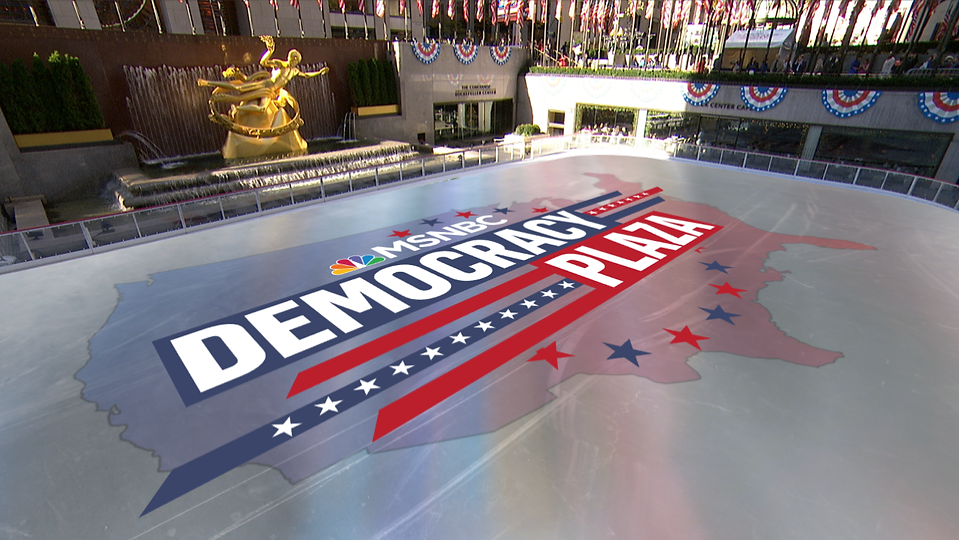Democracy Plaza ON Rink