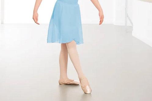 Blue Wrapover Ballet Skirt (Year 3+4)
