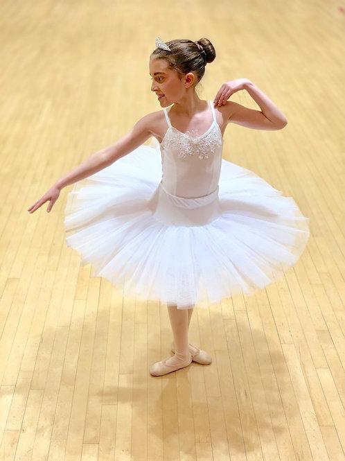Capezio Pro Canvas Split Sole Ballet Shoe
