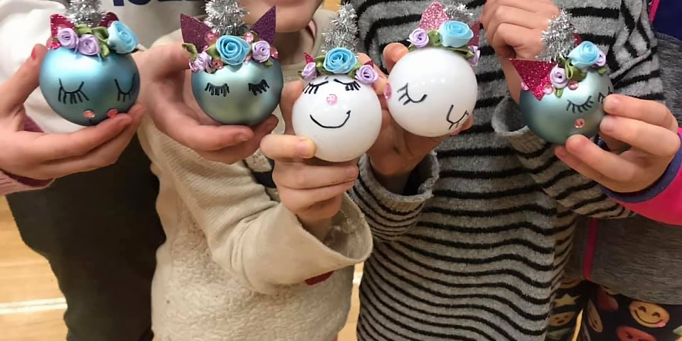 Christmas Craft Evening